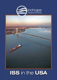 USA Brochure.pdf - Inchcape Shipping Services