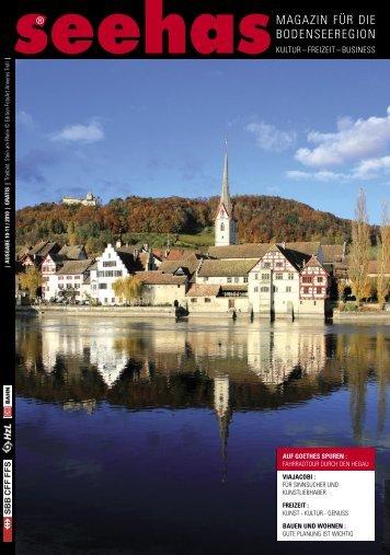 Oktober November 2010 - Seehas Magazin