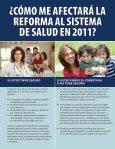 la reforma al sistema de salud en 2011 - Congresswoman Lucille ... - Page 2