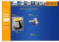 Verpackungsmaschinen  Polstersysteme   Polstern und Verpacken
