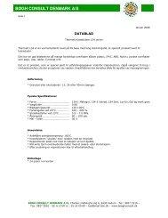 Datablad 134-serie - Bøgh Consult Denmark A/S