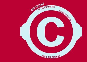 Pocketguide - Copyright in the digital age - Highway or dead-end?