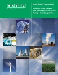 BASIC Science Futures Report Innovative Energy Solutions from the ...