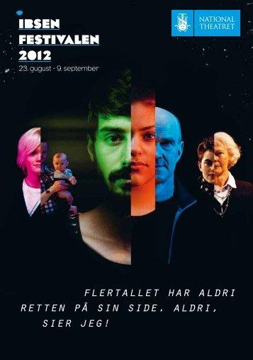 Ibsenfestivalen 2012 - Nationaltheatret