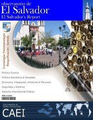 Observatorio de El Salvador - CAEI