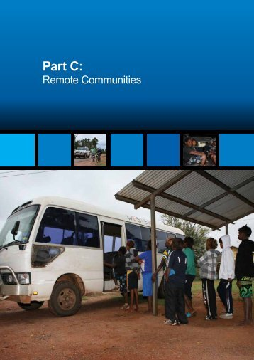 Remote Communities - Department of Transport - Northern Territory ...