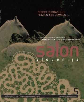 SALON SLOVENIJA Å¡t. 5