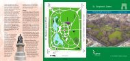 St. Stephen's Green Visitor's Guide - Phoenix Park
