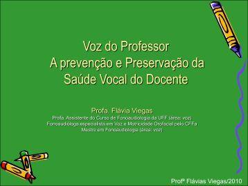 Voz do Professor - Appai