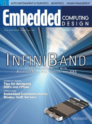 Embedded Computing Design - OpenSystems Media