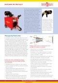 Tecnología de proyección por arco con doble hilo - Castolin Eutectic - Page 2