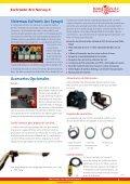Tecnología de proyección por arco con doble hilo - Castolin Eutectic - Page 3