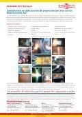 Tecnología de proyección por arco con doble hilo - Castolin Eutectic - Page 4