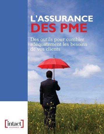 L'assurance des PMe - Conseiller