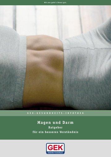 Magen und Darm. Ratgeber für ein besseres Verständnis