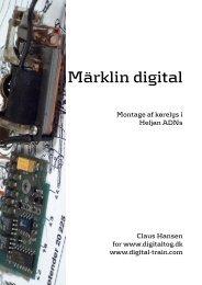 I PDF format - Digital tog og digital modeljernbane