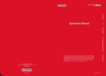 Nintendo wii owners manual array wii operations manual channels and settings nintendo of australia rh yumpu com fandeluxe Gallery
