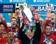 download season review - Season Review 2012/13 - Premierleague ...
