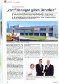 Zertifizierungen geben Sicherheit - AG-Schulverpflegung - Seite 2