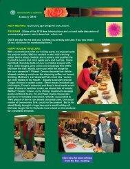 January 2010 - Dahlia Society of California
