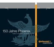 150 Jahre Phoenix - Phoenix AG