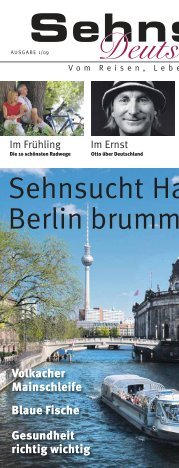 Sehnsucht Hauptstadt – Berlin brummt - Sehnsucht Deutschland
