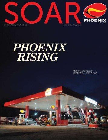 SOAR Phoenix Rising - Phoenix Petroleum Philippines