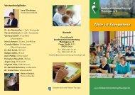 Informationsflyer der Landesseniorenvertretung Thüringen als PDF
