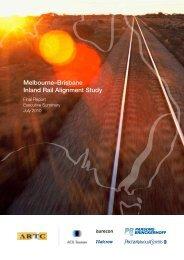 Melbourne–Brisbane Inland Rail Alignment Study - ARTC