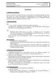 Exklusion - Phil.-So. - Universität Augsburg