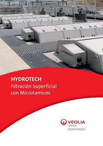HYDROTECH - Veolia Water Solutions & Technologies
