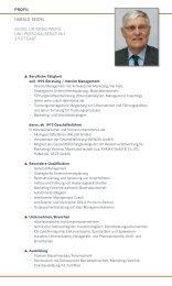 Profil - SEIDEL | UNTERNEHMENSBERATUNG ...