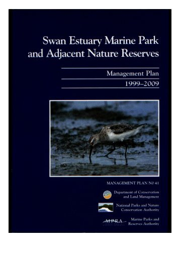 Swan Estuary Marine Park and Adjacent Nature Reserves