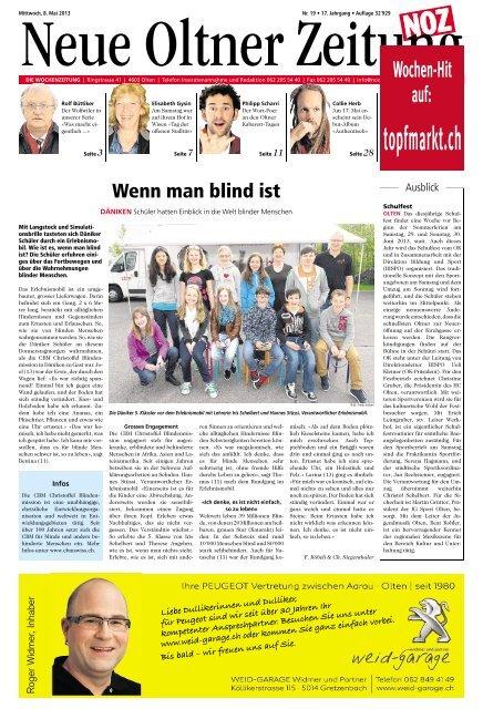 Rmisch-katholisches Pfarrblatt Region Olten 18/19-2013 by