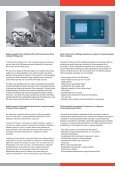 RS 205: The dynamic vacuum filler series RS 205: Serie ... - Columbit - Page 3