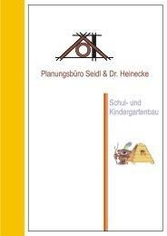 Weitere Projekte - A+I Planungsbüro Seidl und Dr. Heinecke