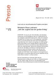 Presse - Jugendserver Niedersachsen
