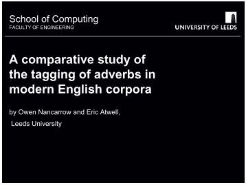 PDF-slides - School of Computing