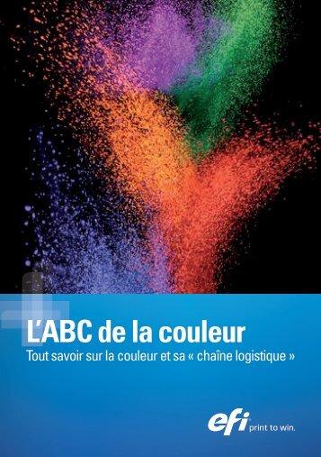 L'ABC de la couleur - EFI
