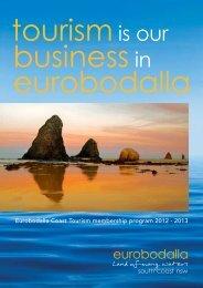 Membership Program 2012-13 4.1 MB PDF - Eurobodalla