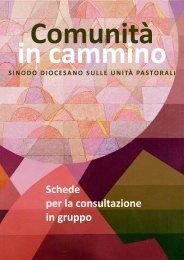 Schede per la consultazione in gruppo - Diocesi di Brescia
