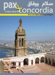 Télécharger la revue - Église Catholique d'Algérie