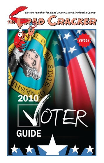 Voter Guide_2010.indd - The Crab Cracker