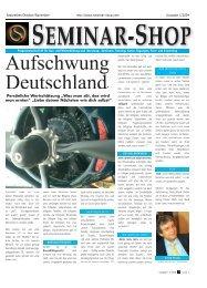 Dekra - Optimiert den Kosten - Seminar-Shop GmbH