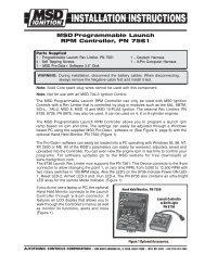 here - MSD Pro-Mag.com