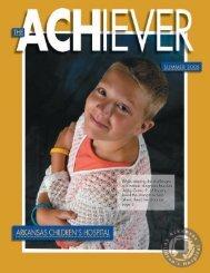 Summer 2005 - Arkansas Children's Hospital