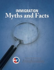 US Chamber of Commerce: Immigration Myths and Facts - lulac