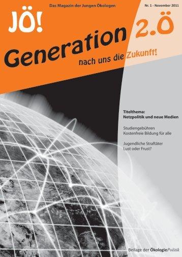 Generation 2.Ö - ÖDP-Landesverband Nordrhein-Westfalen