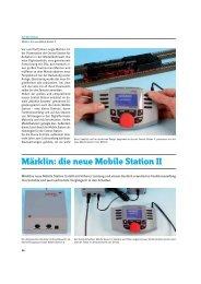 die neue Mobile Station II - Deutschlands größter Modellbau-Club