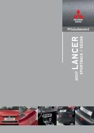 LANCER - Mitsubishi